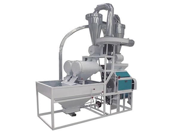6F系列自动上料面粉加工设备