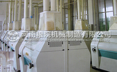 300吨级面粉加工机械