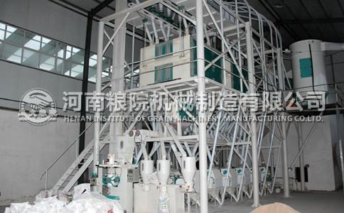 60吨级面粉机械