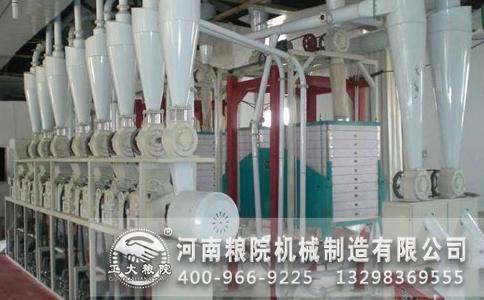 对面粉加工机械行业信息的了解有助于挑选到好设备