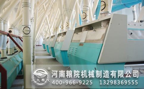 面粉加工机械粉路设计的发展过程