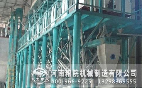 面粉加工设备轴承修复的有效方式
